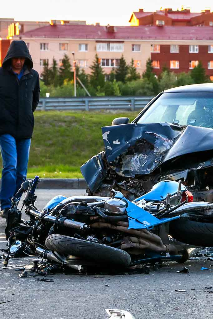 Motorcycle Accident Injury Lawyer Baltimore County, MD